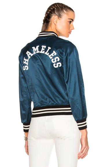 Unlined Raglan Shameless Jacket