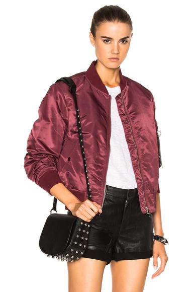 Manston Bomber Jacket