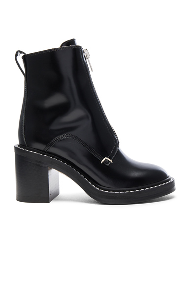 Leather Shelby Boots
