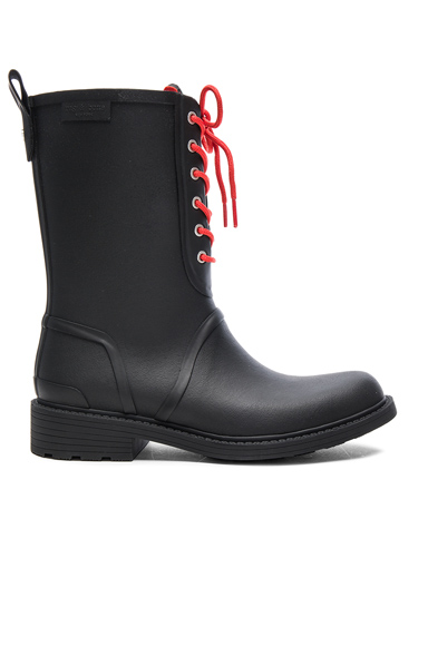 Rubber Ansel Rain Boots