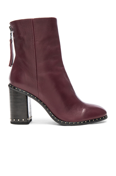 Leather Aspen Boots