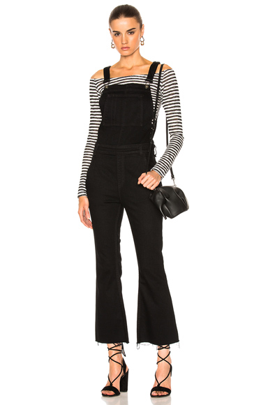 Crop Flare Overall