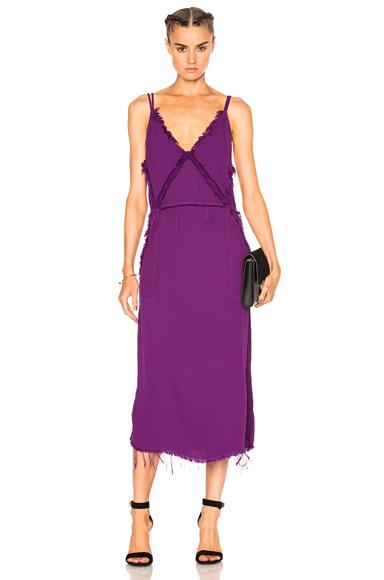 Diamond Slip Dress