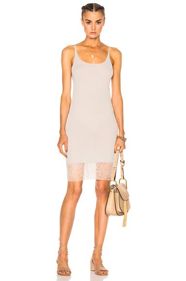Slip Lace Dress