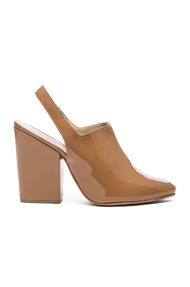 Patent Leather Kai Heels