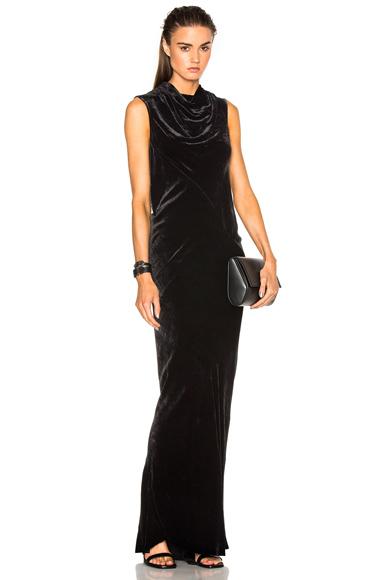 Velvet Bonnie Dress