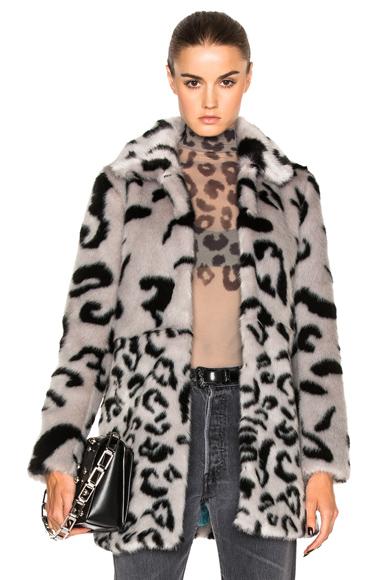 Fayx Fur Lassie Coat
