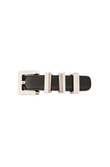 Signature Belt Bracelet