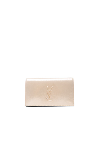 Kate Monogramme Clutch