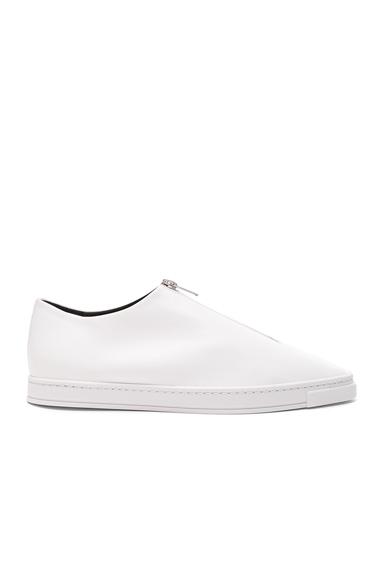 Zip Loafers