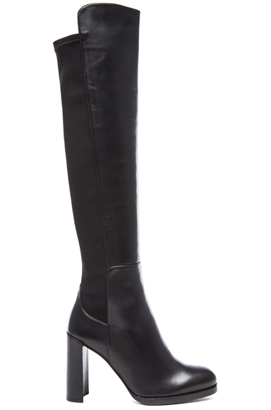 Hijack Leather Boots