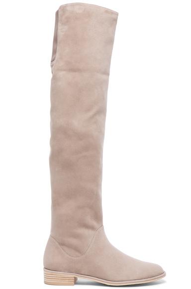 Rockerchic Suede Boots