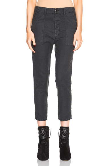 Slouch Army Pants