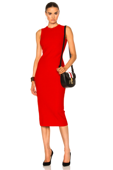 Elite Viscose Dress