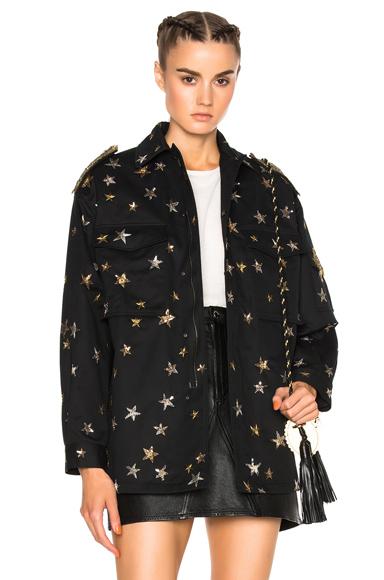 Gabardine Chino Coat
