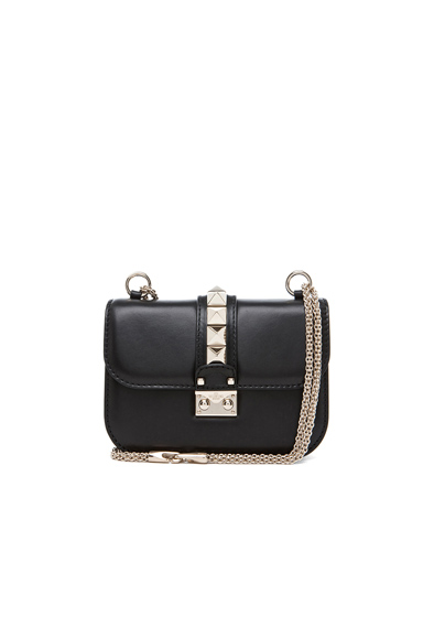 Mini Lock Flap Bag