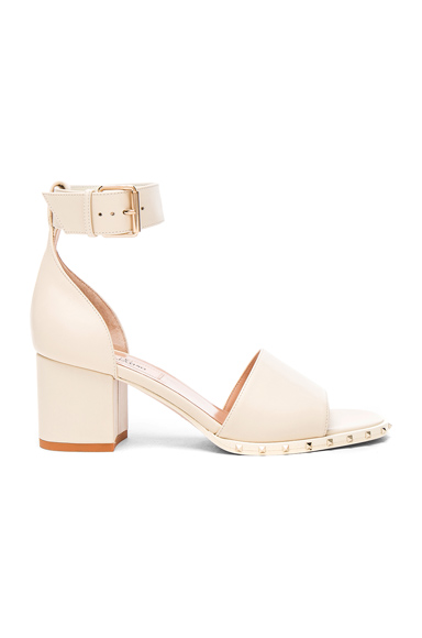 Leather Soul Rockstud Sandals