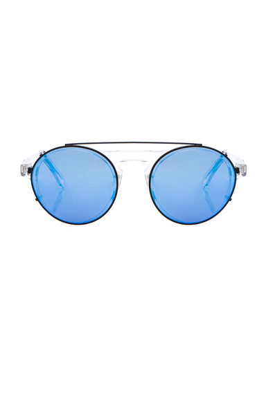 Dyad 11 Sunglasses with Interchangeable Clips