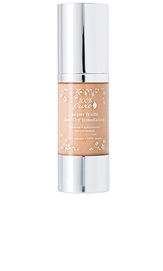 Full Coverage Foundation w/ Sun Protection – 白桃