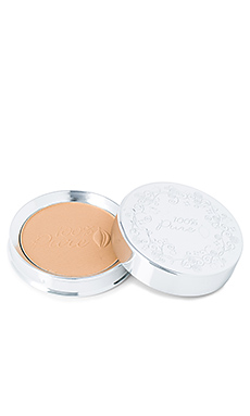 Healthy Face Powder Foundation w/ Sun Protection en Pêche Blanche