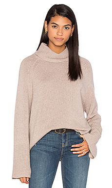 Xristian Cashmere Sweater in Dune
