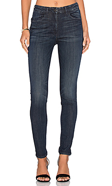 Channel High Rise Skinny en Strike