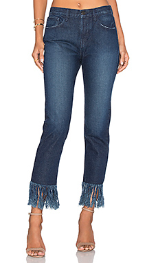Fringe Crop en Soldier