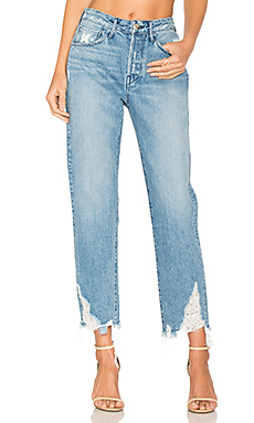 JEAN BOYFRIEND CROPPED HIGHER GROUND