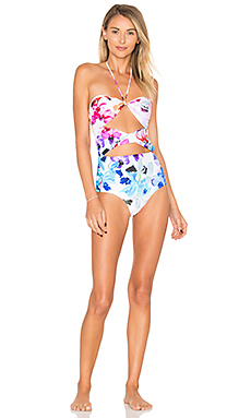 Waterside One Piece Swimsuit en Multi Columbia Floral