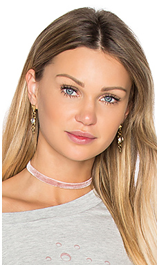 Juliette Choker – Rose