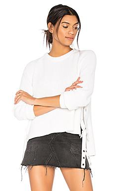 Dina Sweater in 白色