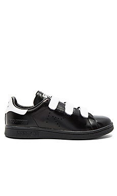 RS Stan Smith CF Sneaker – 白色&黑色