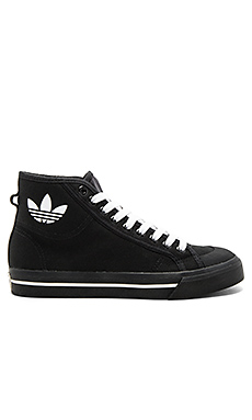 RS Matrix Spirit High Top Sneaker en Black & White