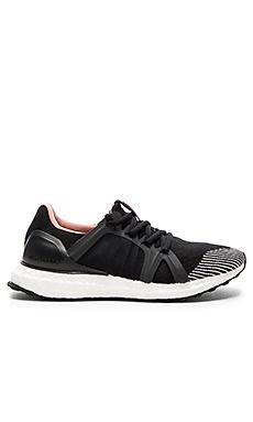 Ultra Boost Sneaker en Silver & Chalk Blue & Plaster Pink