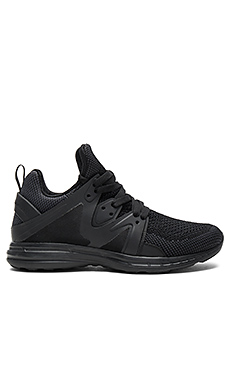 Ascend Sneaker in Black