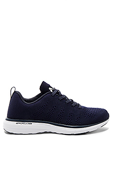 Techloom Pro Cashmere Sneaker – Navy Cashmere