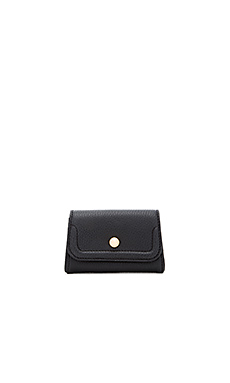 Mia Credit Card Holder en Noir