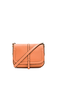 Allysin Saddle Bag in Gaucho