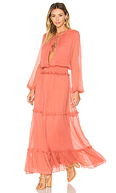 x REVOLVE Sabina Maxi Dress – Sweet Dahlia