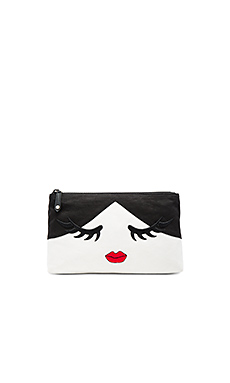 Stace Face Wink Cosmetic Bag – 碎花