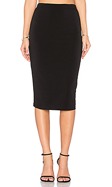 Ciera Pencil Skirt – 黑色
