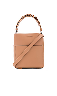 Maya Mini Tote in Light Caramel