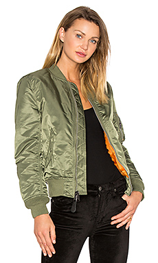 MA-1 W Bomber in Sage
