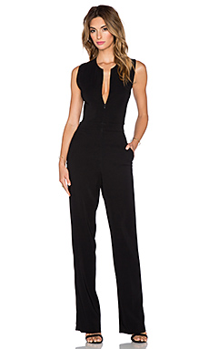 Andrea Jumpsuit in Black