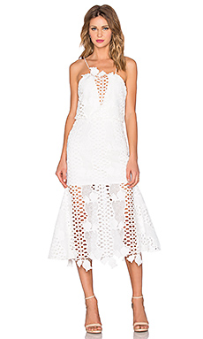 ROBE MI-LONGUE LOVE LIGHT