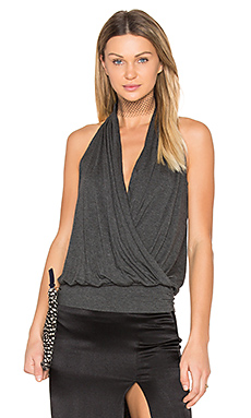 Agnes Top en Anthracite