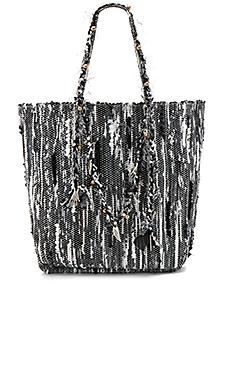 Vasso Large Bag en Noir & Blanc