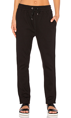 Bronte Trackpant in Black
