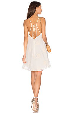 Cecilia Dress in Ivory