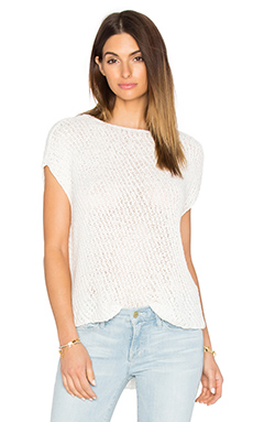 PULL MAILLE DIAGONALE